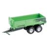 A60206 Miedema HST 175 Tipping trailer green