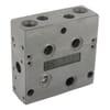 Basic modules PVB - facilities for shock valves A/B - PVG16