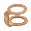 Copper washers Double