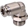 Insteekkoppeling L - cilindrische buitendraad, zwenkbaar - type ECSS..B