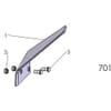 20 Couteau élargisseur de sillon