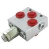 Pressure control valve dual VAA /RU /DL 12
