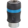 ISG-11-series safety quick couplings