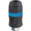 ISG-06-series safety quick couplings