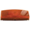 Marker light 5W, rectangular, 12/24V, amber, bolt on, 110x25x40mm, Hella