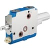 Tractor mounting control valves brand Bosch