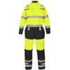 Winter overall Ubbena yellow/black