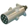 Pistoke, 7-napainen, 8JA.003.831-001, 24 V, ISO1185
