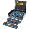 1100-03 Plumbers tool kit in Gedore L-boxx® 136, 44-piece