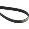 Ribbed belt