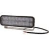 Work light LED, 54W, 3960lm, rectangular, 10/30V, 180x55x38mm, Flood, Kramp