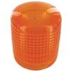 Light lens, amber Hella