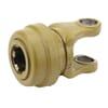 Push-fit yokes with shaft collar kit, gopart