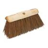 "Sherbo Poly mixture broom 13"" x 3 1/2"" - Bristle length 5 3/4"""
