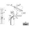 Komponentenzeichnung Gloria Druckspritze Prima 5 Comfort (5 L)