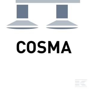 D_COSMA