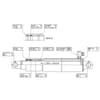 Enkelwerkende hefcilinder 2362110