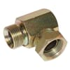 Stainless steel Compact elbow BSP male / female - MF 90..K RVS