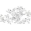 Rahmensatz - Lenkung für ALKO TYP Comfort T750