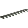 """Cutterbar mower knife, 22 sections 2"""" 1.10m, connection BC"""