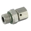 Stainless steel male standpipe coupling with seal EGES-D  BSP