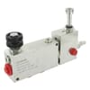 3-way flow control valve type VPR EP-VMP+VE-ST