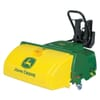 +R40971 John Deere sweeping machine