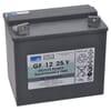 Semi-tractie batterij