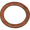 Sump plug seal ring M18