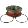 Rotation coupling - round flanges