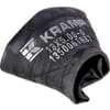 "Inner tube for rim Ø 6"", 13x5.00-6, bent valve 90° TR87, Kramp"