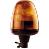 Rotating beacon Halogen, round, 12V, amber, pole mount, Ø 135mm x222mm, Rotaflex by Hella