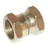 Stainless steel Adaptor Female Swivel - FFB..RVS