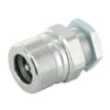 Quick release coupling VCR..Male