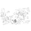 Fahrantrieb - Rückwand für ALKO TYP PowerLine T20-102HDE