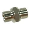 Stainless steel Adaptor male BSP - DNB..RVS