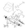 Kehrmaschine 112cm - 45-0492