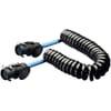 Spiraalkabel 15-polig stekker/stekker Hella