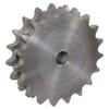 "Kettingwielen voorgeboord - BS / DIN 8187 - Duplex 1.1/4"" x 3/4"""