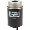 Polttoainesuodatin Mann Filter sopii m.m. Claas, John Deere
