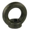 DIN 582 ring nuts, metric C 15 E black