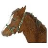 +Nylon foal-halter adjustable green