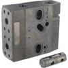 Modules de base PVB sans possibilité valves anti-choc PVG120