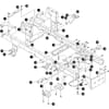 Rahmensatz für Murray TYP 40371X50A
