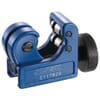 Pipe cutter for copper pipes