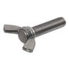DIN 316 Tornillos de aleta métricos acero inoxidable A2 - AISI 304, modelo americano