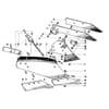 Niemeyer - telesá pluhu SH 2