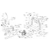 Fahrantrieb - Rückwand für ALKO TYP PowerLine T18-102HD