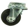 Lenkrollen - luftbereift - mit Rollenlager und Bremse