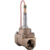 "2/2 NO brass body 1/2""-1"" air/water ESV 104.. series"